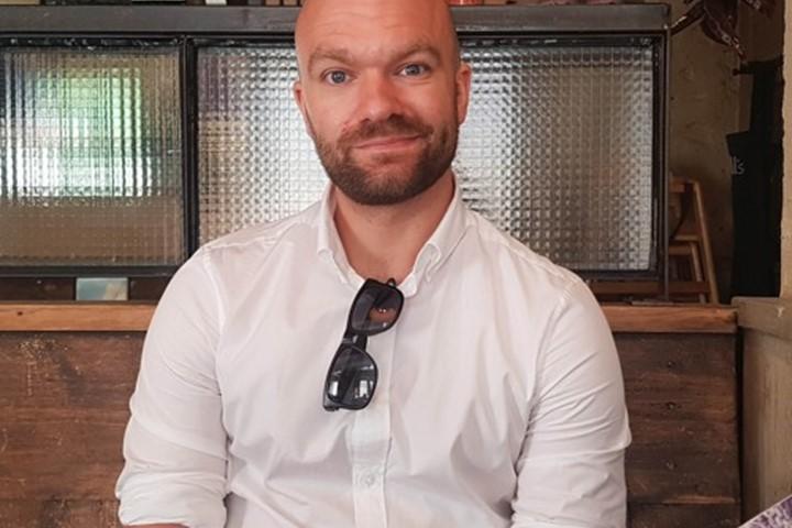 Headshot of Nick Chadwick