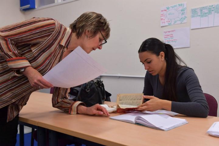 Curriculum Development - two teachers in the classroom