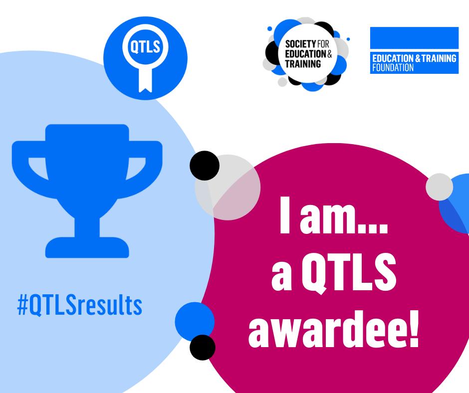 QTLS awardee Facebook graphic