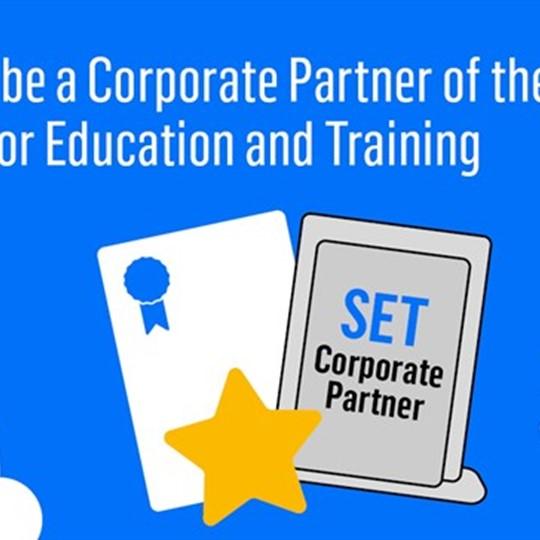 Corporate Partner Social Media Banner