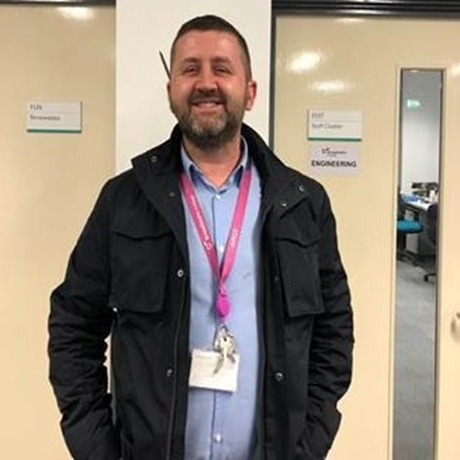 Shaun McDonagh, Lecturer in Plumbing