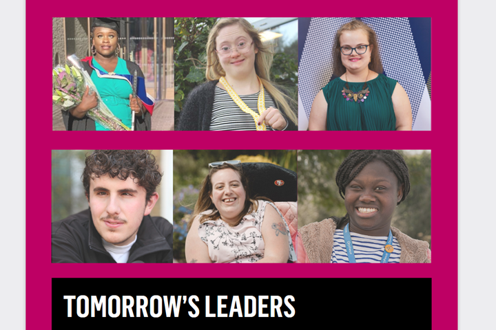 Image of Tomorrow's Leaders publication